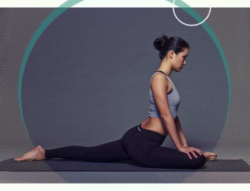 Selfie de yoga para todos