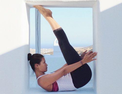 ¿Conoces la diferencia entre el yoga y el pilates?