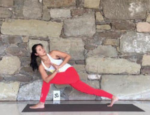 15 min de vinyasa flow yoga