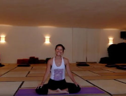 20mins hatha yoga para la espalda