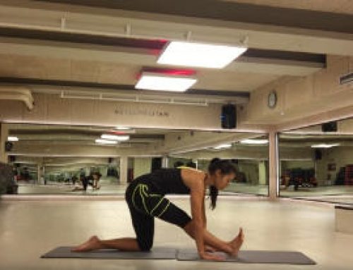 40 mins hatha yoga para deportistas