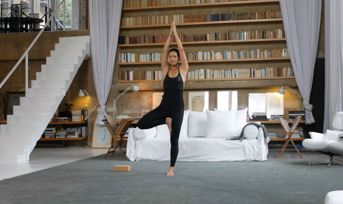 Mi Diario de Yoga. Semana 2