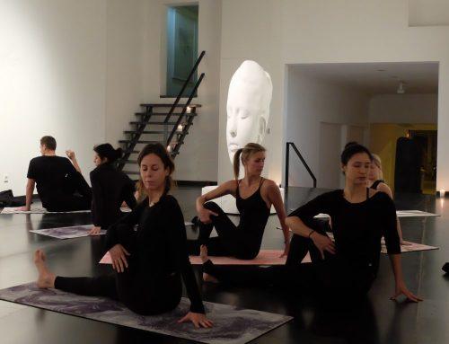 yogArt Session con Jaume Plensa