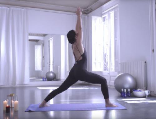 30 min de hatha yoga con Solan de Cabras