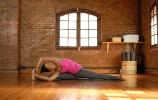 zentro urban yoga con Xuan Lan yoga
