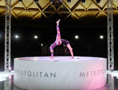 Masterclass indoor con Metropolitan