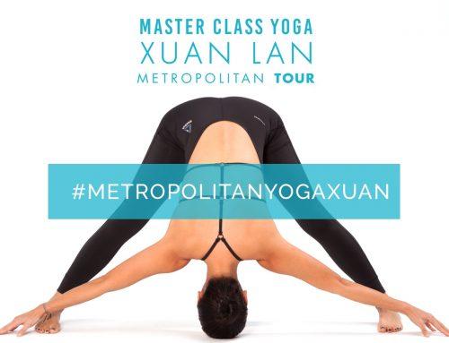 METROPOLITAN YOGA TOUR (Abr-Jun 2017)