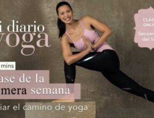 MDY Semana 1: Iniciar el camino del yoga diario