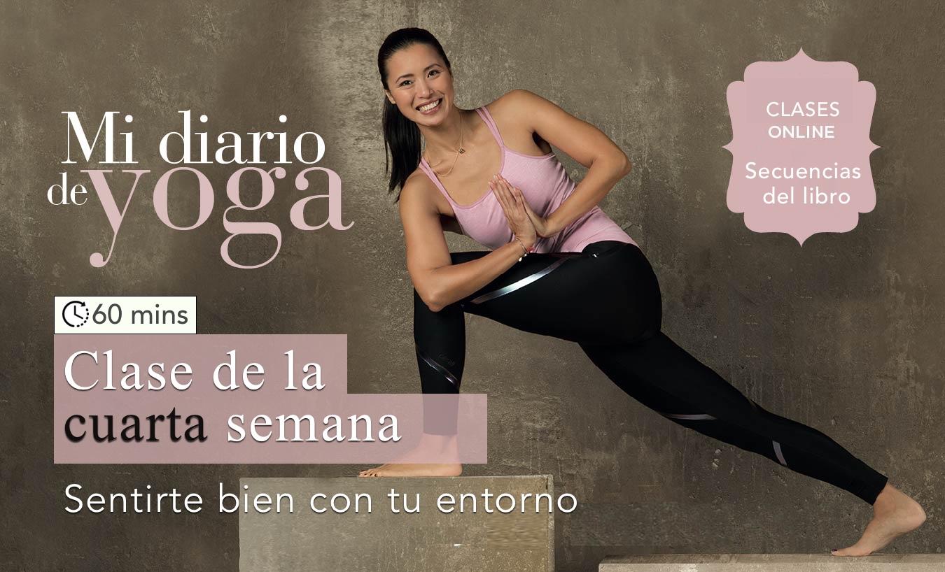 MDY semana 4: Sentirte bien con tu entorno - Xuan Lan Yoga