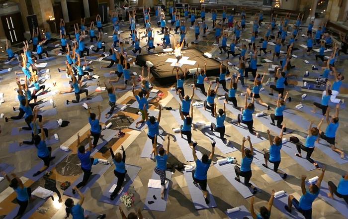 Masterclass Gijon - Xuan Lan Yoga