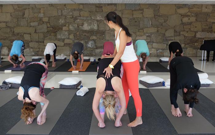 consejos para ser profesor de yoga