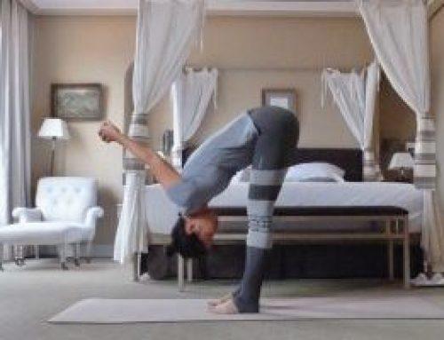 Morning Yoga: Yoga para despertar (10 mins)