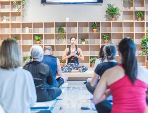 ¿Quieres ser profesor de Yoga?