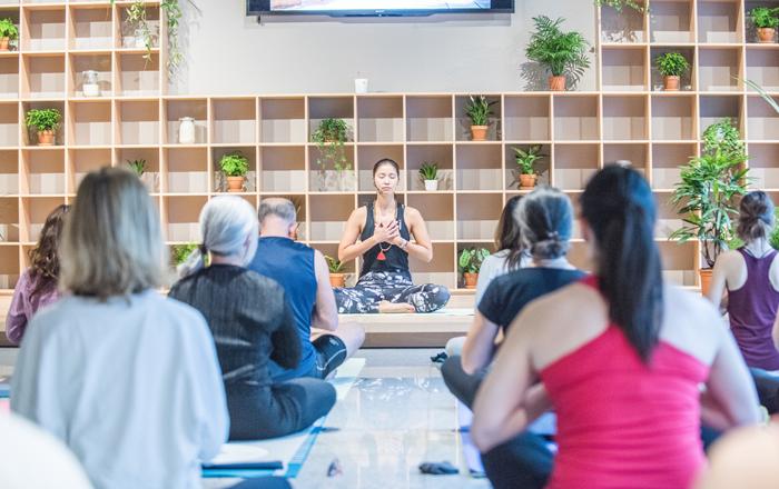 Ser profesor de Yoga Xuan Lan