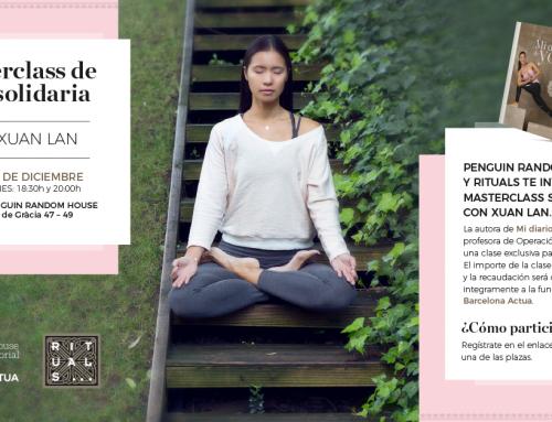 Yoga solidario el 18 de diciembre en Barcelona