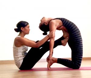 Xuan Lan - Jivamukti Yoga Barcelona