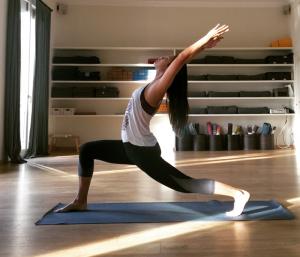 Xuan Lan - Mandiram Yoga
