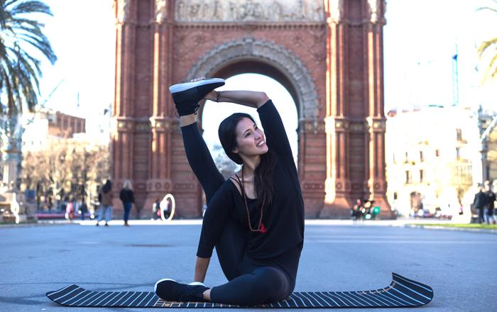 Xuan Lan Yoga Barcelona