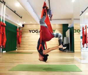 Xuan Lan - Yogabody Barcelona