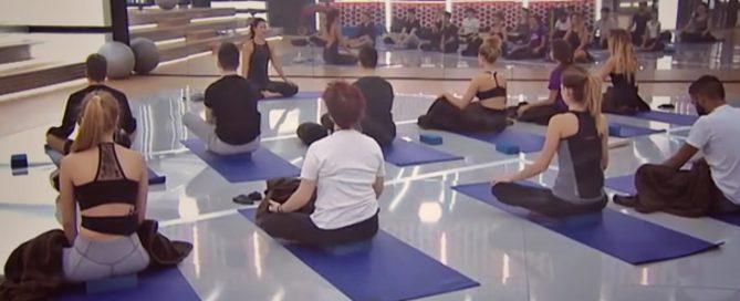 Xuan Lan Yoga OT Academia 2018