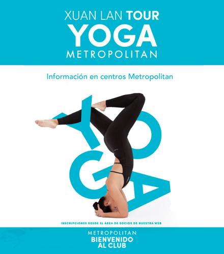 Xuan Lan Yoga Tour Metropolitan