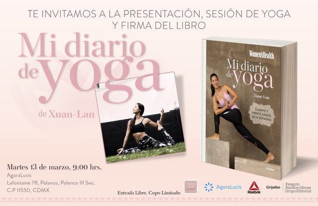 yoga xuan lan libro