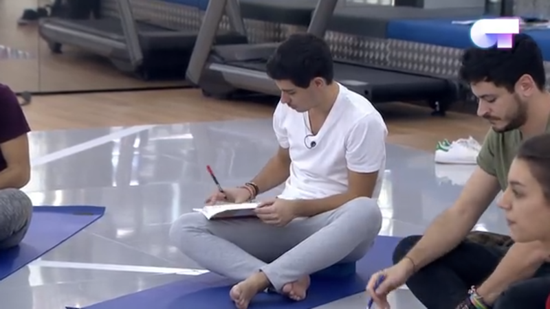Diario de Yoga OT Xuan Lan 2