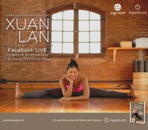 Yoga en Directo Xuan Lan Agoralucis