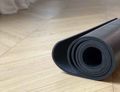 ¿Cómo escoger tu esterilla de yoga?