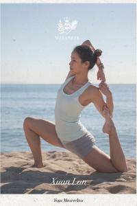 Marbella Club Xuan Lan Yoga