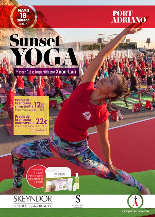 Xuan Lan Yoga Port Adriano Mallorca