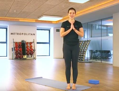 Nuevos Videos de Yoga con Metropolitan