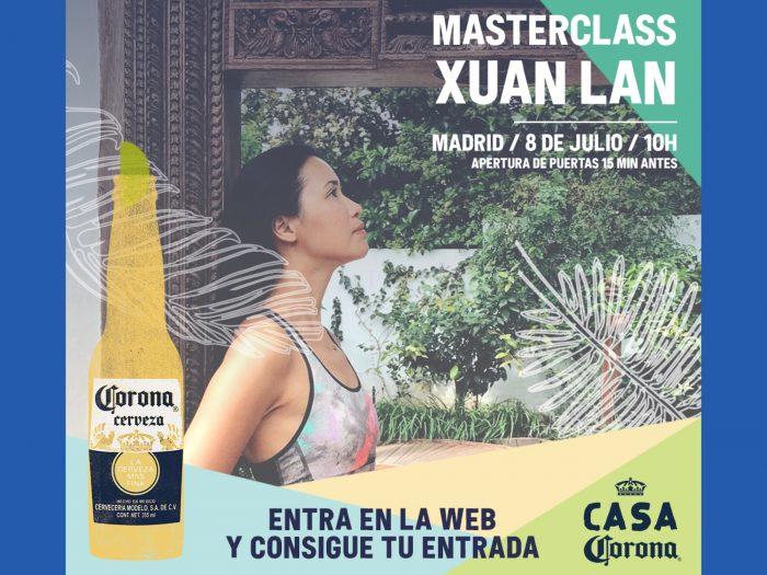 Yoga Casa Corona Madrid Xuan Lan