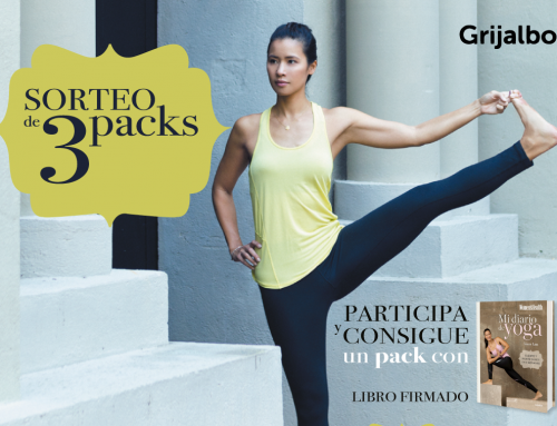 Sorteo de 3 packs de yoga en Instagram