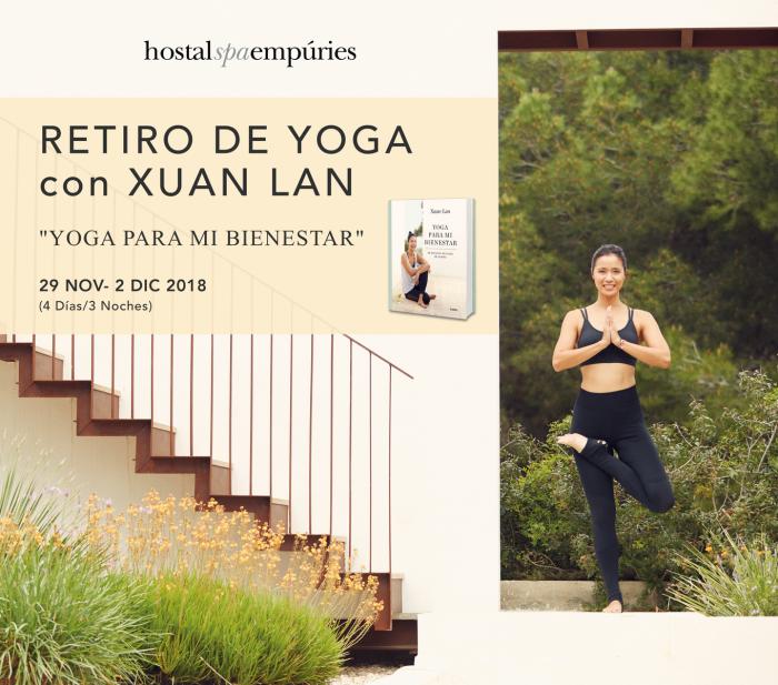 Retiro de Yoga Xuan Lan Hostal Empuries