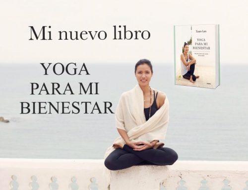 Mi nuevo libro: Yoga para mi Bienestar