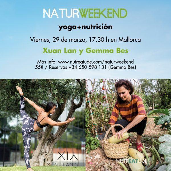 Natur Weekend Xuan Lan Yoga