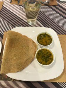 Xuanlanyoga-panchakarma-lunchdosa