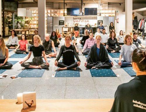 Un nuevo proyecto para profesores de yoga