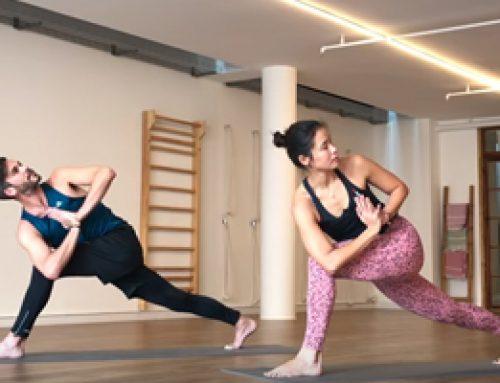 Clase Completa de Vinyasa Yoga dinámico (1 hora)