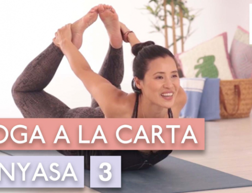 Yoga a la Carta en mi canal de Youtube
