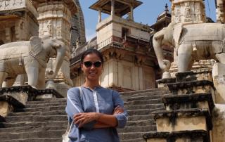 xuanlanyoga_visita India