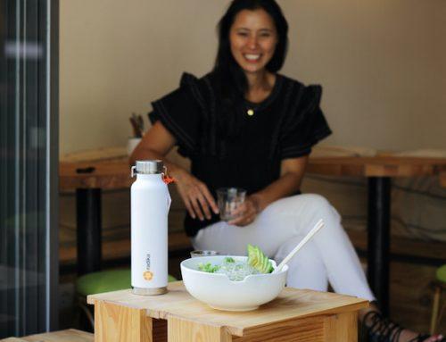 Proyecto solidario: Karma Bol by Xuan Lan, con Breathe Green y Fundación Radika