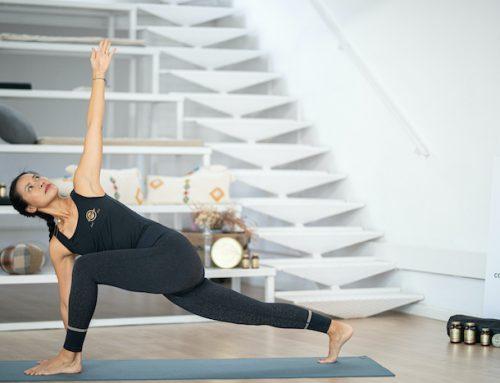 Nueva serie de vídeos: Yoga para una vida saludable