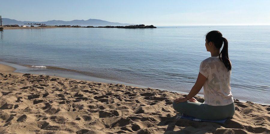 Xuan Lan meditación
