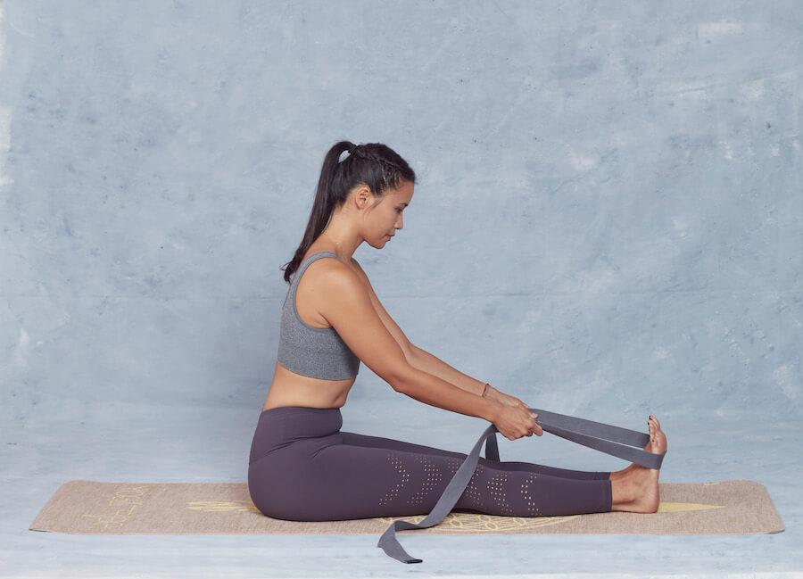 correa de yoga