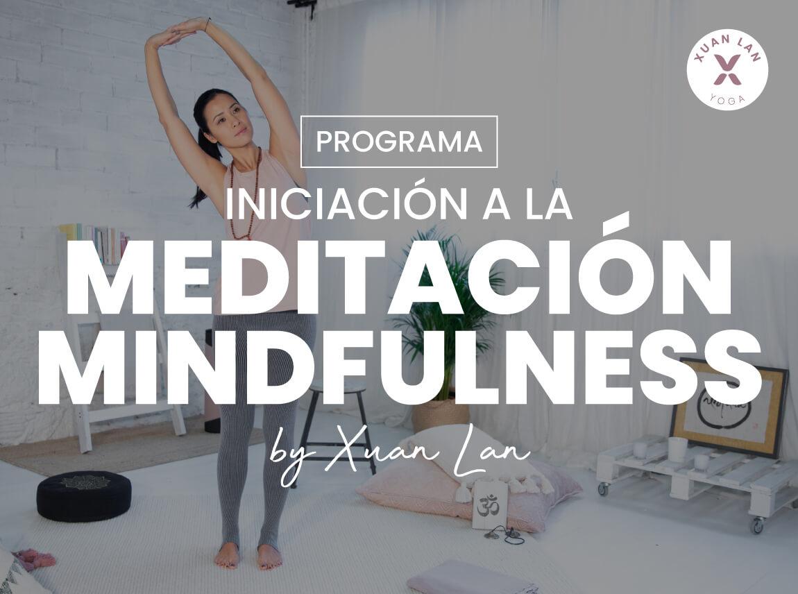 empezar la meditación mindfulness