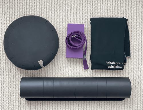 El material que necesitas para empezar a hacer yoga en casa