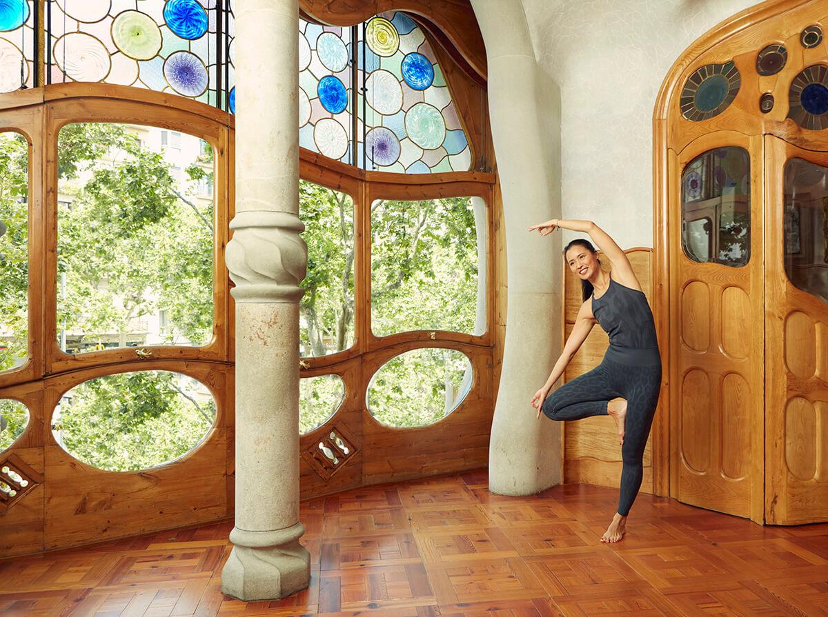 casa batllo yoga