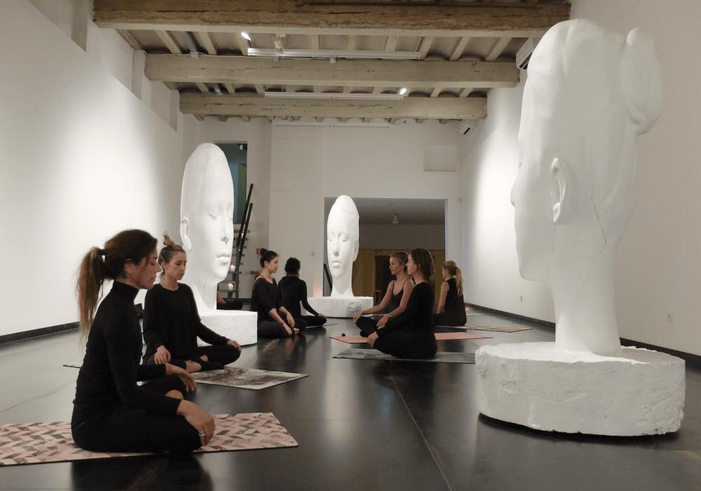 yoga arte